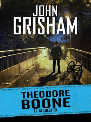 cover image of El secuestro (Theodore Boone 2)