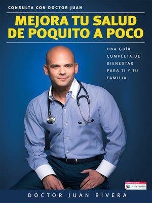 cover image of Mejora tu salud de poquito a poco