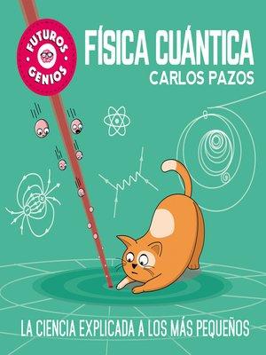 cover image of Física cuántica