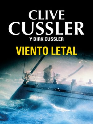 cover image of Viento letal (Dirk Pitt 18)