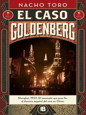 cover image of El caso Goldenberg