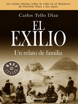 cover image of El exilio