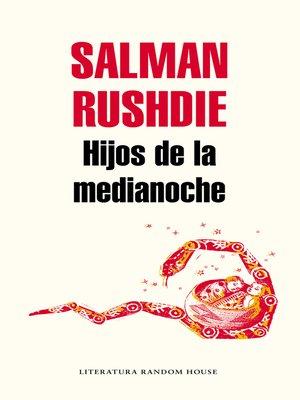 cover image of Hijos de la medianoche