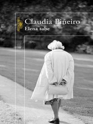 cover image of Elena sabe