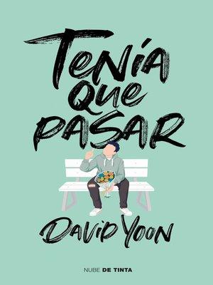 cover image of Tenía que pasar