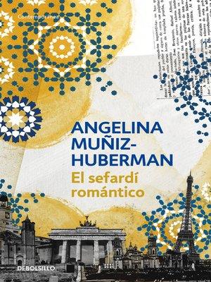 cover image of El sefardí romántico