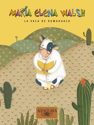 cover image of La vaca de Humahuaca