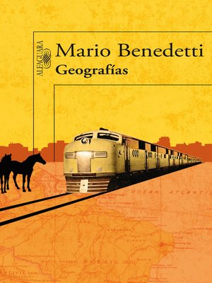 cover image of Geografías