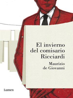 cover image of El invierno del comisario Ricciardi (Comisario Ricciardi 1)