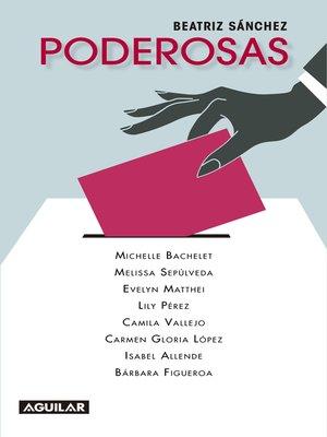 cover image of Poderosas