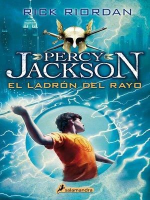 cover image of El ladrón del rayo