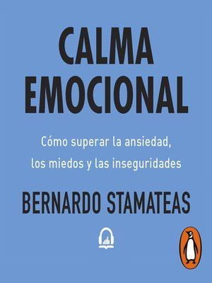 cover image of Calma emocional