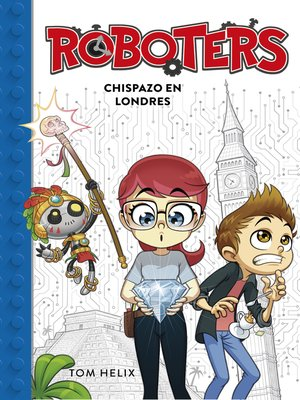 cover image of Chispazo en Londres