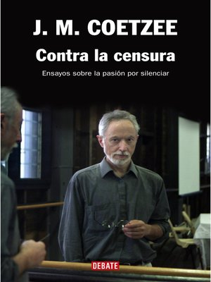 cover image of Contra la censura