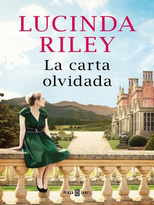 cover image of La carta olvidada
