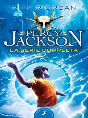 cover image of Percy Jackson i els déus de l'Olimp--La sèrie completa