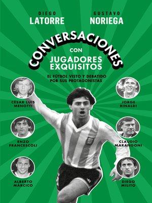 cover image of Conversaciones con jugadores exquisitos