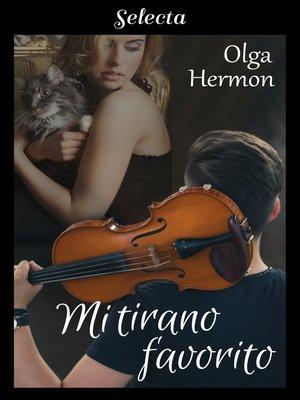 cover image of Mi tirano favorito