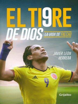 cover image of El Tigre de Dios