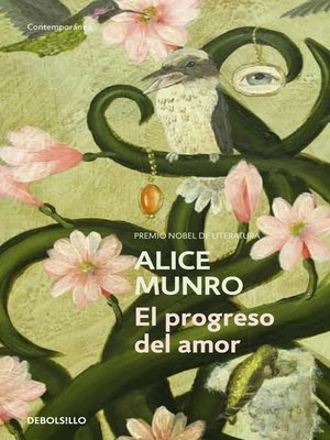 cover image of El progreso del amor