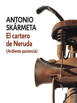 cover image of El cartero de Neruda
