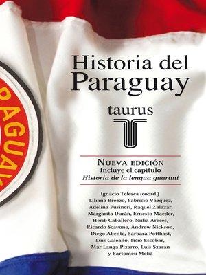 cover image of Historia del Paraguay