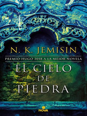 cover image of El cielo de piedra