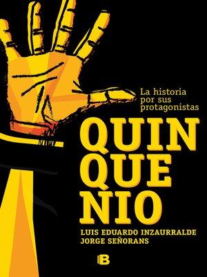 cover image of Quinquenio