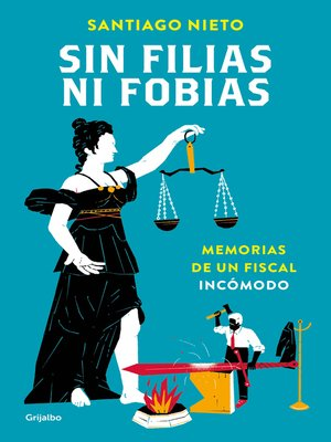 cover image of Sin filias ni fobias