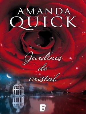 cover image of Jardines de cristal (Mujeres de Lantern Street 1)