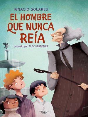 cover image of El hombre que nunca reía