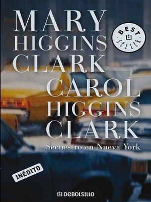 cover image of Secuestro en Nueva York