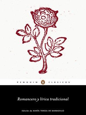 cover image of Romancero y lírica tradicional (Los mejores clásicos)