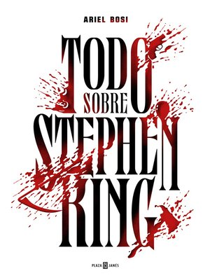 cover image of Todo sobre Stephen King