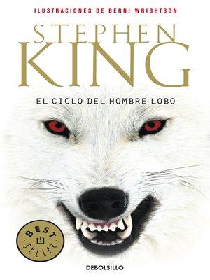 cover image of El ciclo del hombre lobo