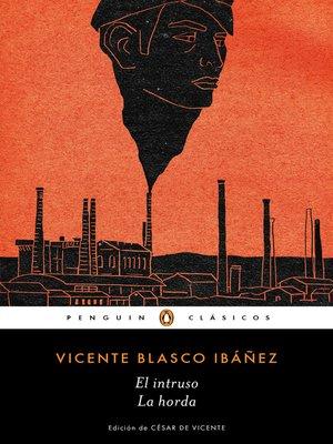 cover image of El intruso | La horda