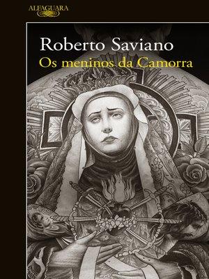 cover image of Os meninos da Camorra