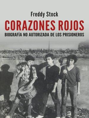 cover image of Corazones Rojos