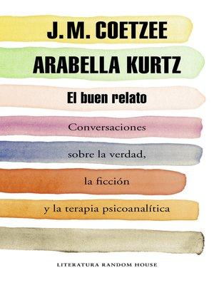 cover image of El buen relato