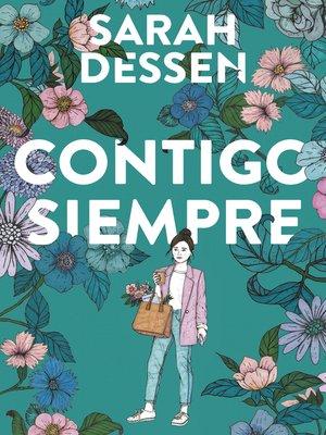 cover image of Contigo, siempre