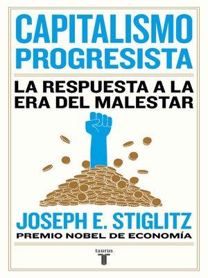 cover image of Capitalismo progresista