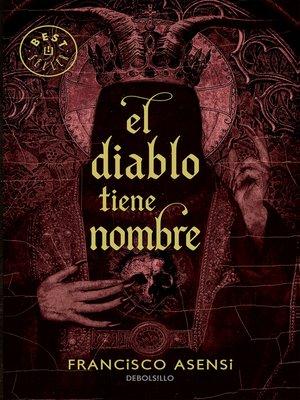 cover image of El diablo tiene nombre