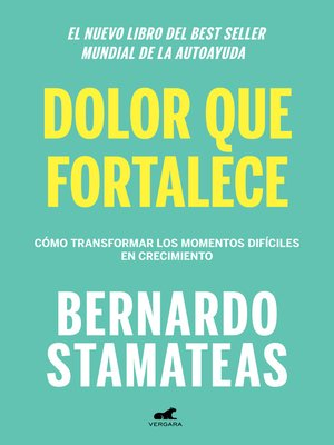 cover image of Dolor que fortalece