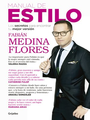 cover image of Manual de estilo