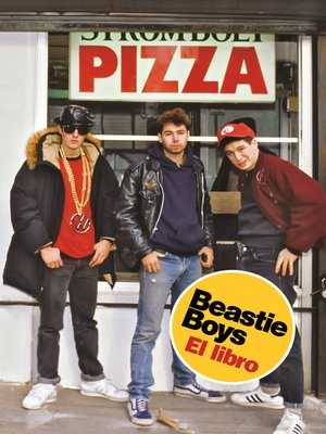 cover image of Beastie Boys. El Libro