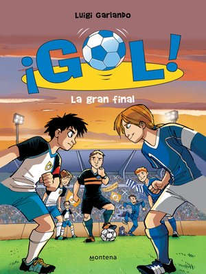 cover image of Gol 5. La gran final