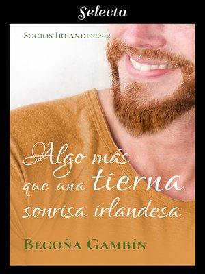 cover image of Algo más que una tierna sonrisa irlandesa