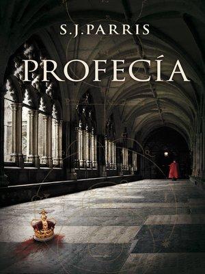 cover image of Profecía