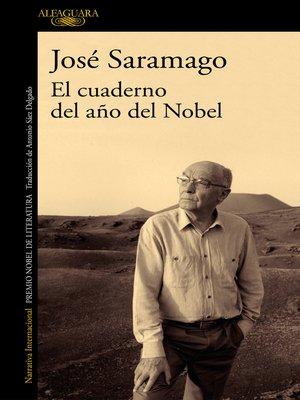cover image of El cuaderno del año del Nobel