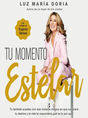 cover image of Tu momento estelar